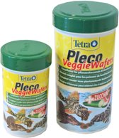 Tetra Pleco Wafer - Vissenvoer - 100 ml
