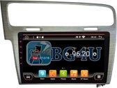 Navigatie radio VW Volkswagen Golf 7, Android OS, 10.1 inch scherm, Canbus, GPS, Wifi, Mir