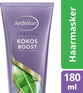 Andrelon Kokos Boost Haarmasker - 180 ml
