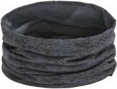 Pinewood Himalaya Melange Neck Tube - Donker Grijs