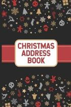 Christmas Address Book