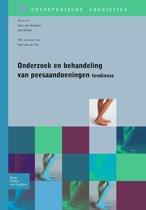 Orthopedische casuïstiek - Onderzoek en behandeling van peesaandoeningen - tendinose