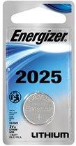 Energizer Lithium CR2025 3V - blister 1