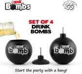 IGGI Drank Bommen - 4 stuks