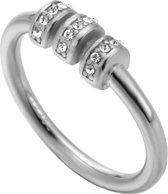 Esprit ESRG003421 Swing ring - Staal - Zilverkleurig