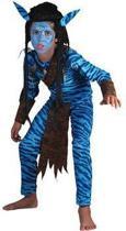 Jungle krijger blauw - Maat T2