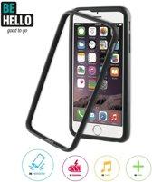 BeHello Bumper Case voor Apple iPhone 6/6S - Zwart