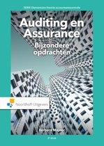 Elementaire theorie accountantscontrole - Auditing en Assurance