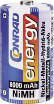 Conrad 250156 household battery Rechargeable battery Nikkel-Metaalhydride (NiMH)