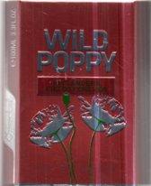 Wild poppy 100 ml eau de parfum for women