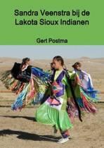 Sandra veenstra bij de lakota sioux indianen