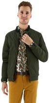 S4 Jackets modern fit heren jack groen_52, maat 52