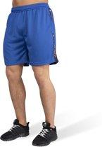 Gorilla Wear Reydon Mesh Shorts - Blue - L