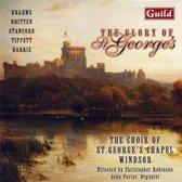 The Glory of St. George - Brahms, Britten, Stanford, et al