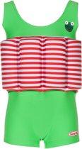 Beverly Kids UV drijfpakje Kinderen Frogboy - Groen - Maat 110