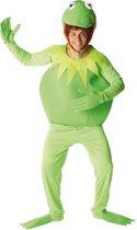 Kermit de Kikker - Kostuum - Maat L - Groen