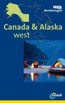 ANWB wereldreisgids - Canada & Alaska West