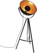 VandeHeg Eclips - Vloerlamp - Spot - 1 lichts - Landelijk