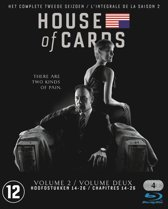 House Of Cards - Seizoen 2 (USA) (Blu-ray)