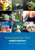 Weight Watchers scheurkalender 2018