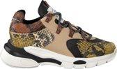 Toral Dames Sneakers 11101 - Beige - Maat 38