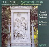Schubert's Tenth Symphony