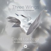 Three Wings: Plainsong, Reimagined