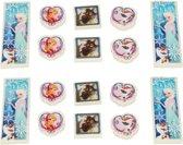 Disney Frozen Gummen Set – 16 Stuks Gum | Gummetjes