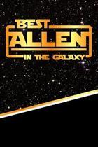 Best Allen in the Galaxy