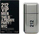 Carolina Herrera 212 Vip Men - 50 ml - Eau De Toilette
