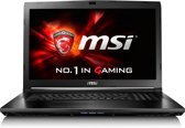 MSI GL72 6QF-407NL - Gaming Laptop