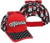 Minnie Mouse pet voor kinderen 52 cm