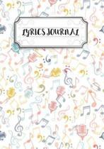 Lyrics Journal