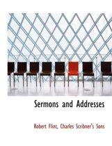 Sermons and Addresses