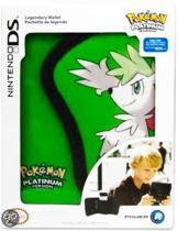 Pokemon Platinum Legendary Wallet Shamin /NDS