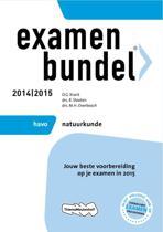 Examenbundel - HAVO Natuurkunde 2014/2015