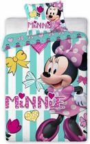Disney Minnie mouse  - BABY dekbedovertrekje - 100 x 135 cm - Multi