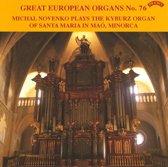 European Organs Vol.76