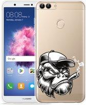 Huawei P Smart Hoesje Gorilla Head