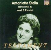 Sings Verdi & Puccini Operatic Aria