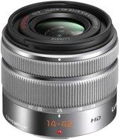 Panasonic Lumix 14-42mm f/3.5-5.6 II Zilver - geschikt voor alle MicroFourThirds systeemcamera's