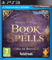 Wonderbook, Book of Spells (Move) PS3