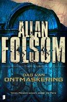 Boek cover Dag van ontmaskering van Allan Folsom (Paperback)
