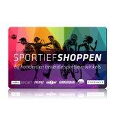 Sport&Fit Cadeaukaart - 50 euro