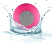 Bluetooth Waterpoof Douche speaker - Roze