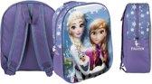 Frozen 3d rugzak 31cm Elsa, Anna & Olaf