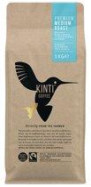 KINTI Koffiebonen Medium Roast Fairtrade 3x1kg