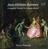 Rameau: Complete Works for Harpsichord / Trevor Pinnock