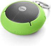RMS 4.5W Oplaadbare draagbare Bluetooth4.0 luidspreker Aux microSD MP3 speler 20 uur speelduur.