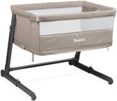 Baninni 2-in-1 Co-Sleeper & Park Leya Sand